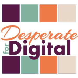 Desperate for Digital Store Icon